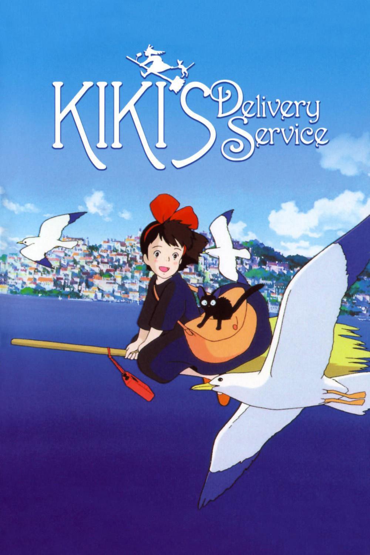 Kiki's Delivery Service kapak