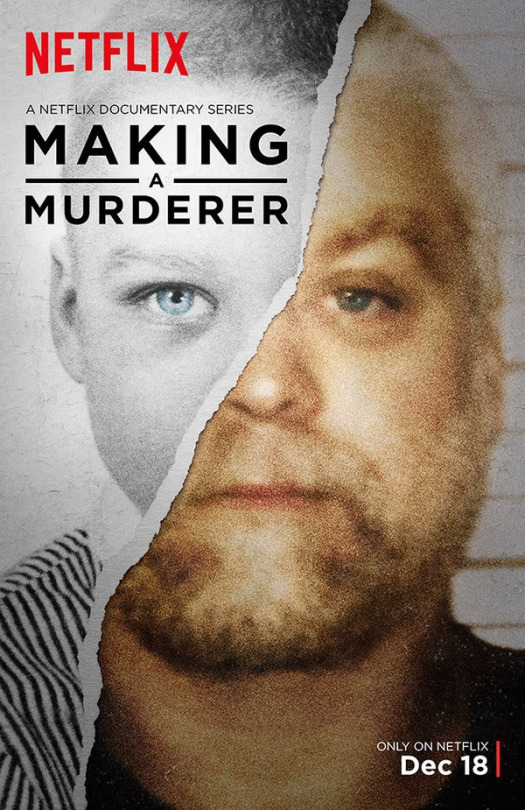 Making a Murderer kapak