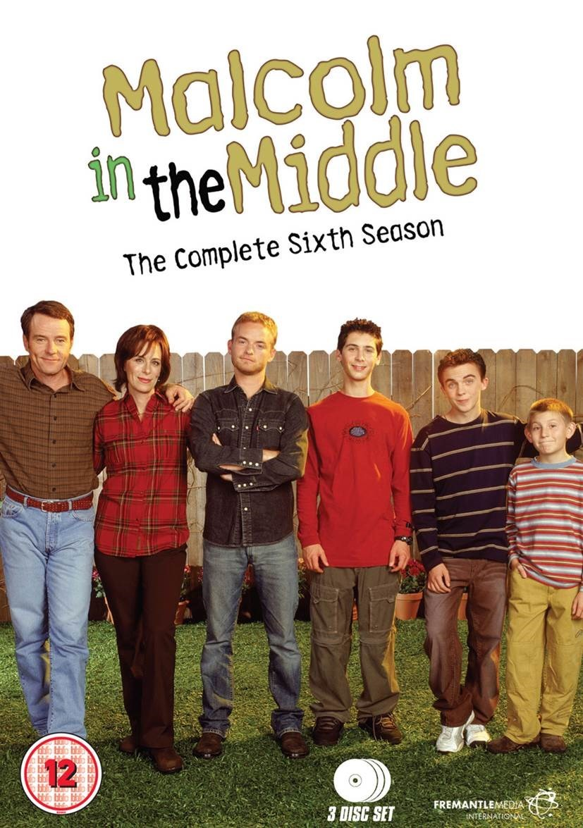 Malcolm in the Middle kapak