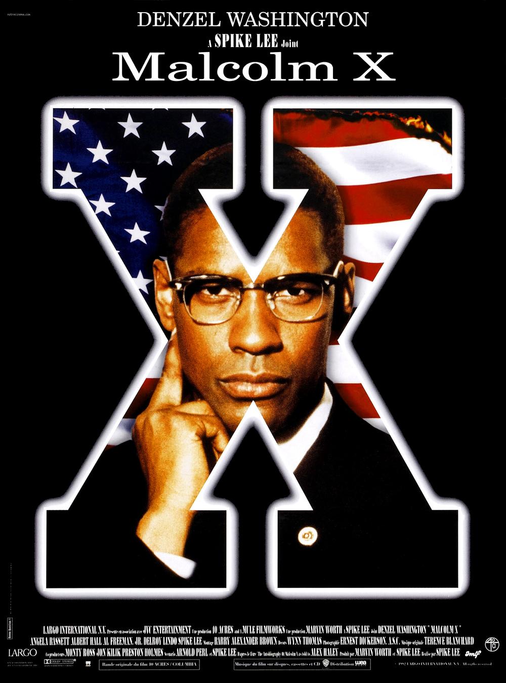 Malcolm X kapak