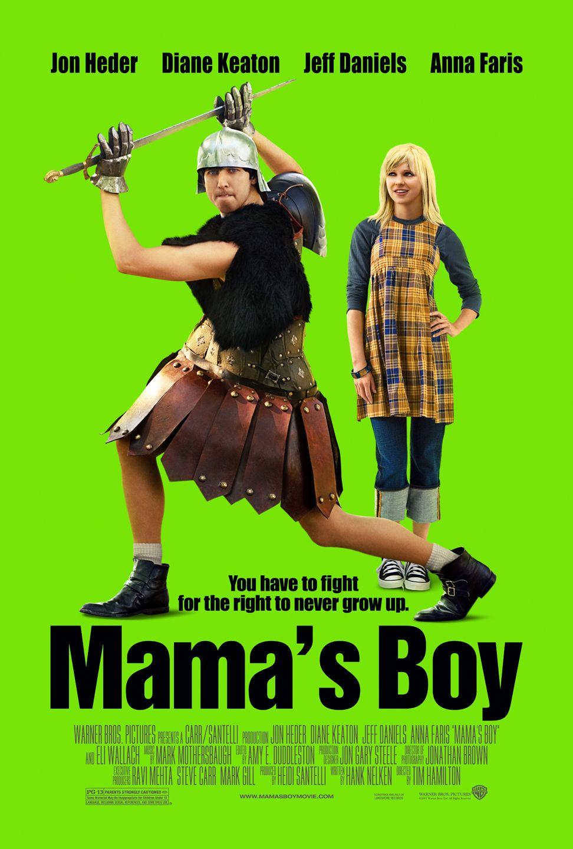 Mama's Boy kapak