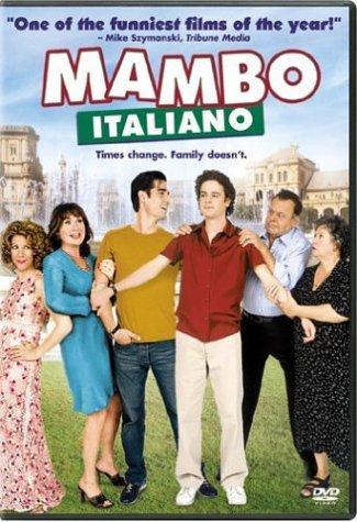 Mambo Italiano kapak