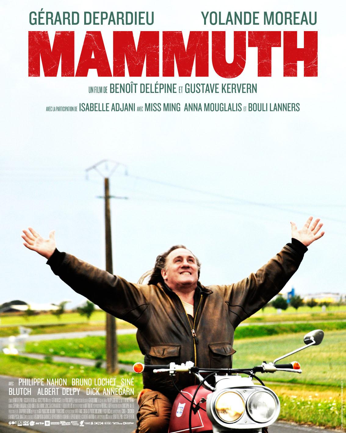 Mammuth kapak