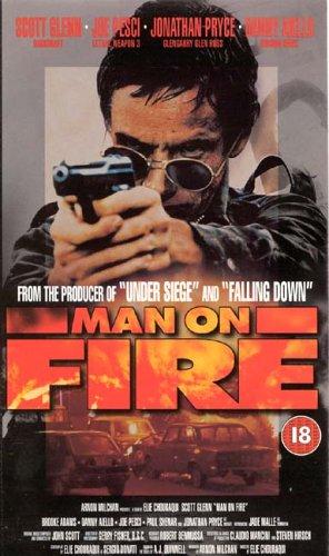 Man on Fire kapak