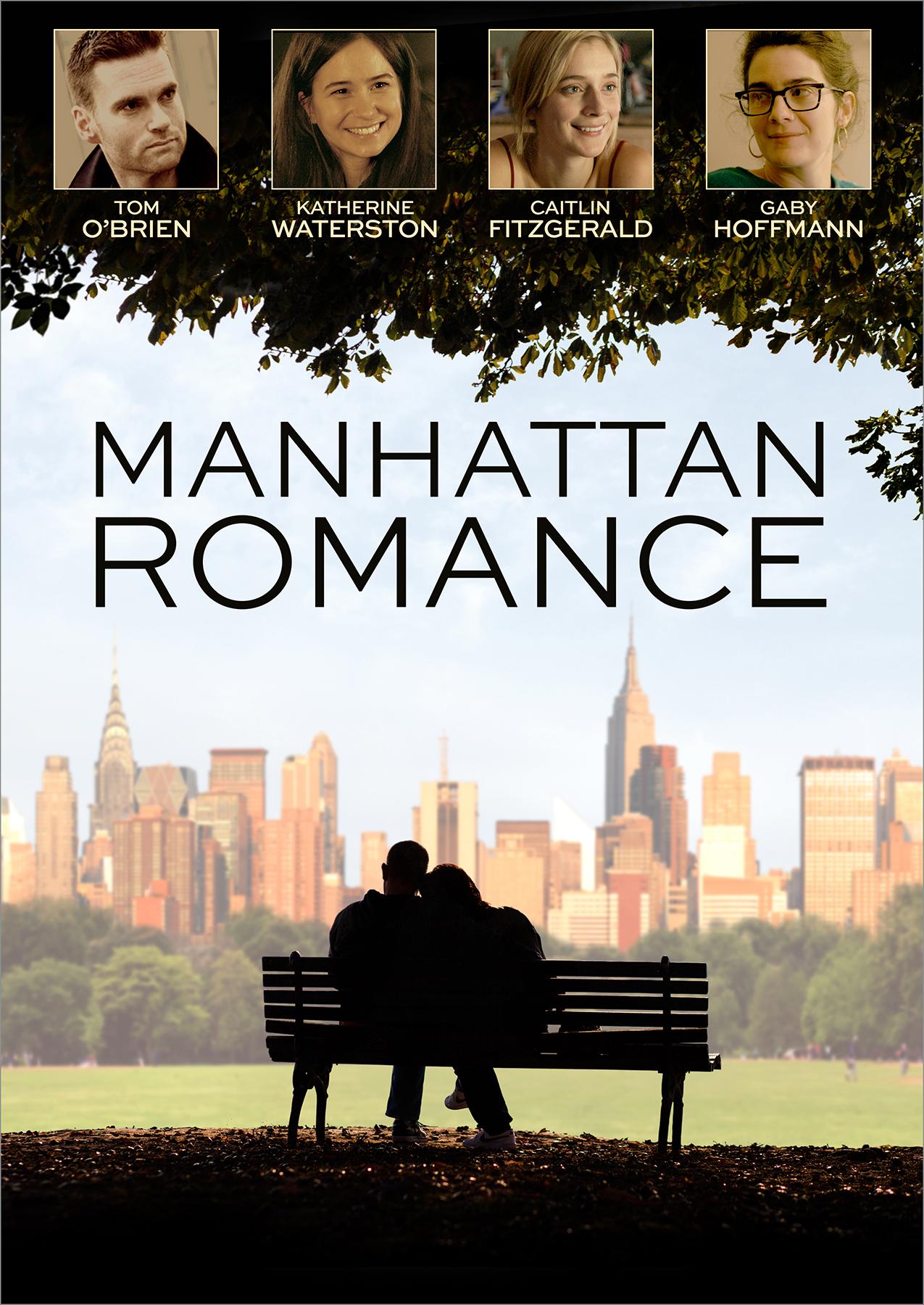 Manhattan Romance kapak