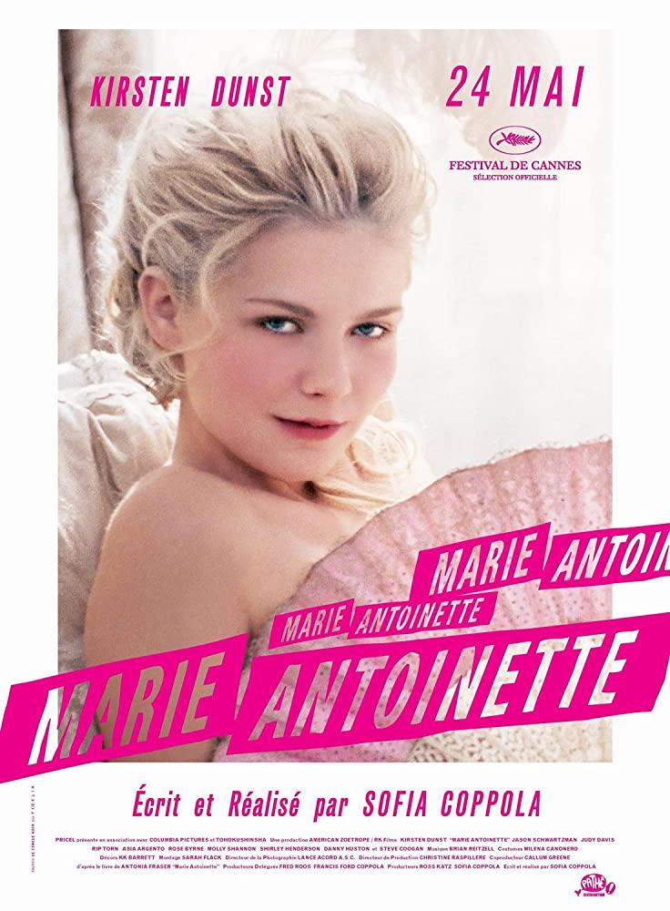 Marie Antoinette kapak