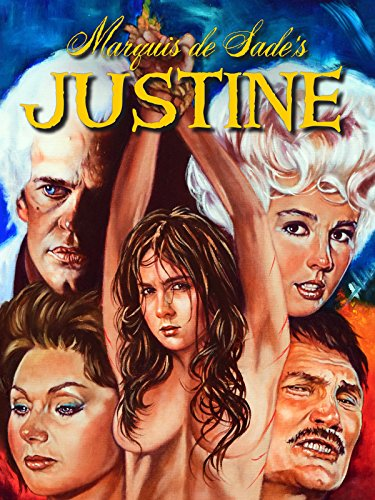 Marquis de Sade: Justine kapak