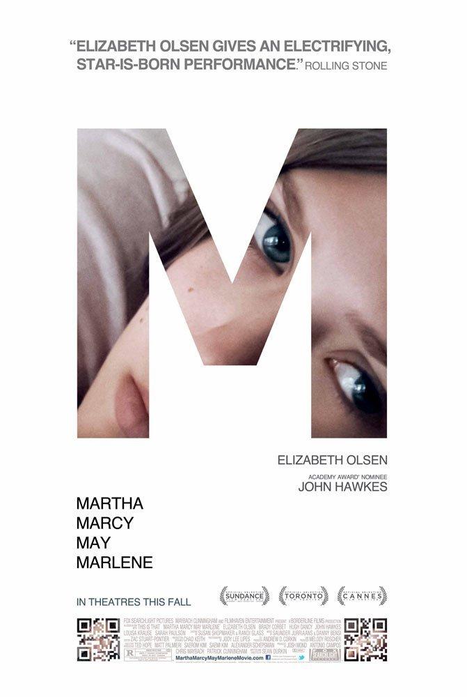 Martha Marcy May Marlene kapak