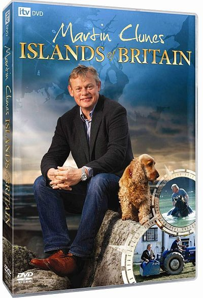 Martin Clunes: Islands of Britain kapak