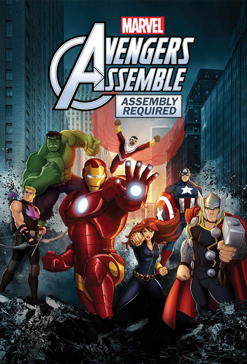 Avengers Assemble kapak