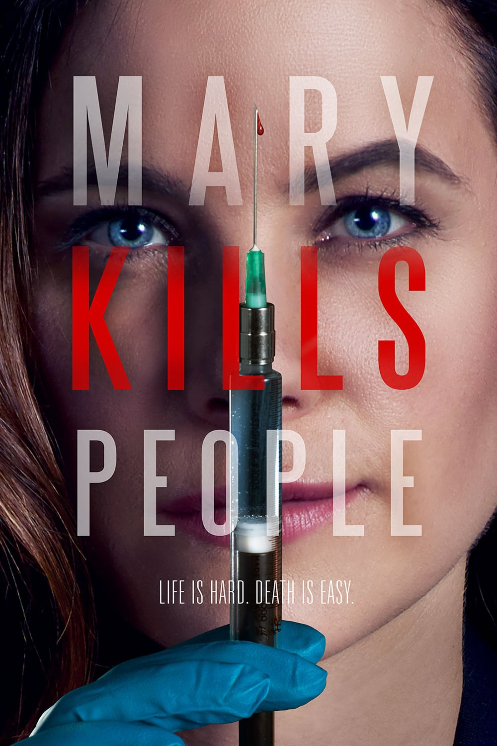 Mary Kills People kapak
