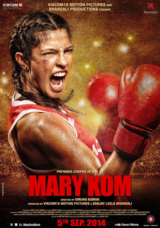 Mary Kom kapak