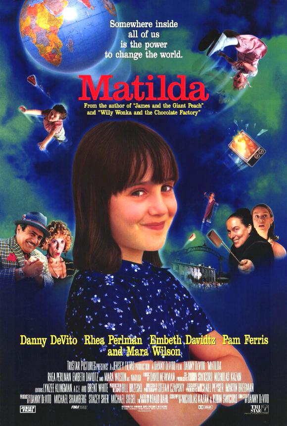 Matilda kapak