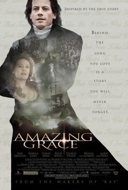 Amazing Grace kapak