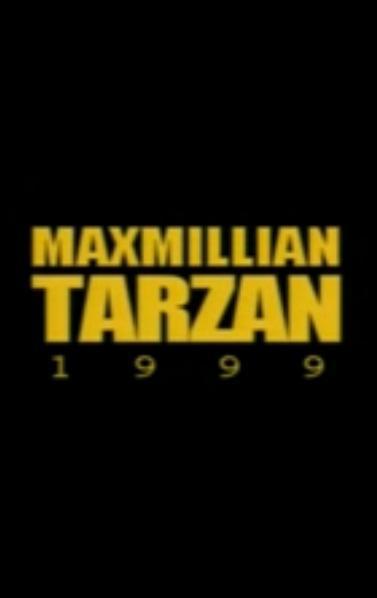 Maximillian Tarzan kapak