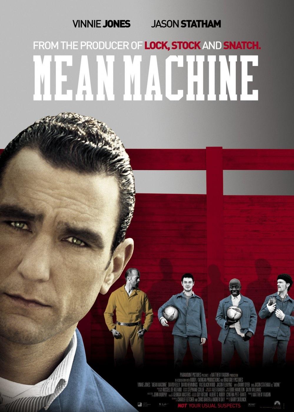 Mean Machine kapak