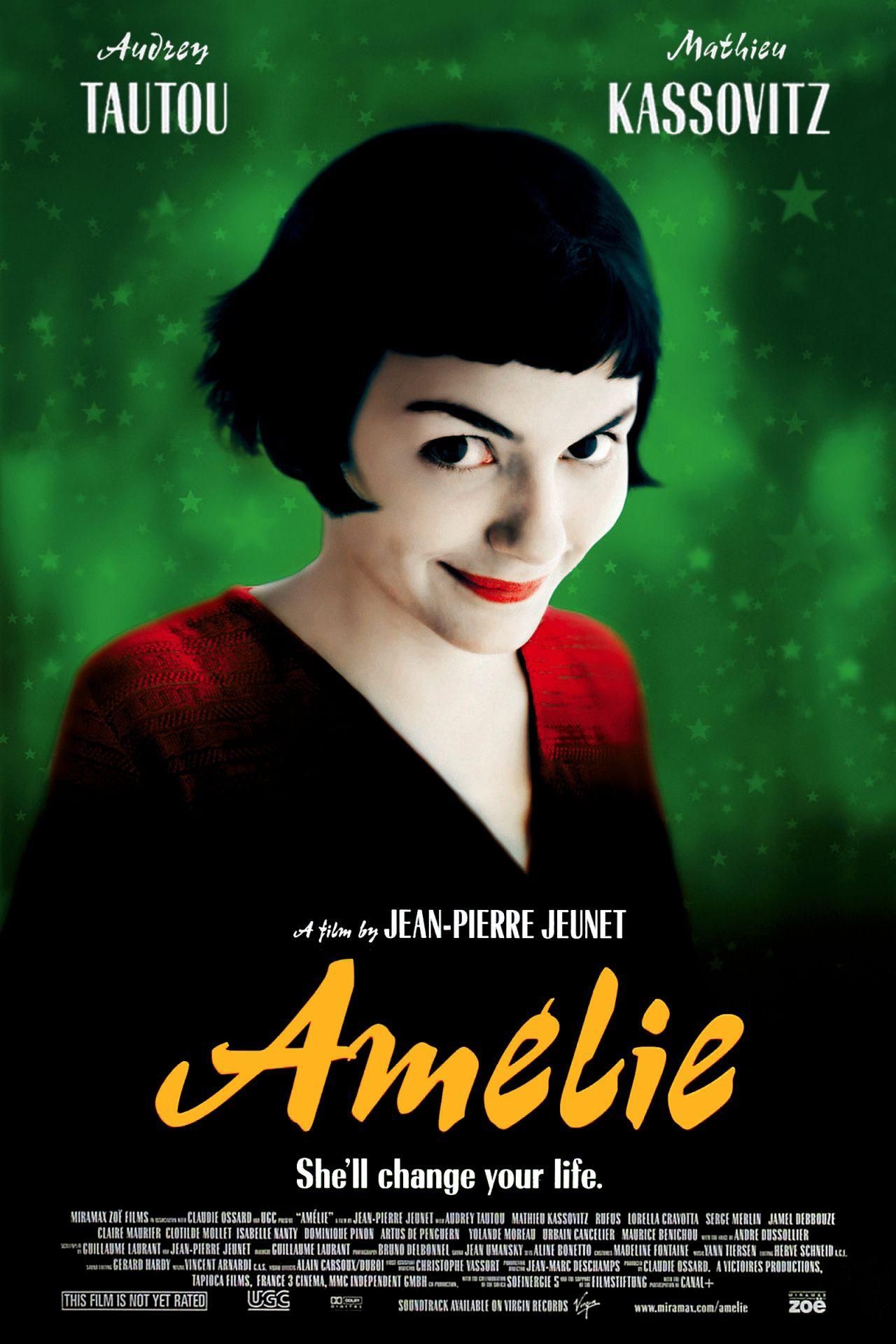 Amélie kapak