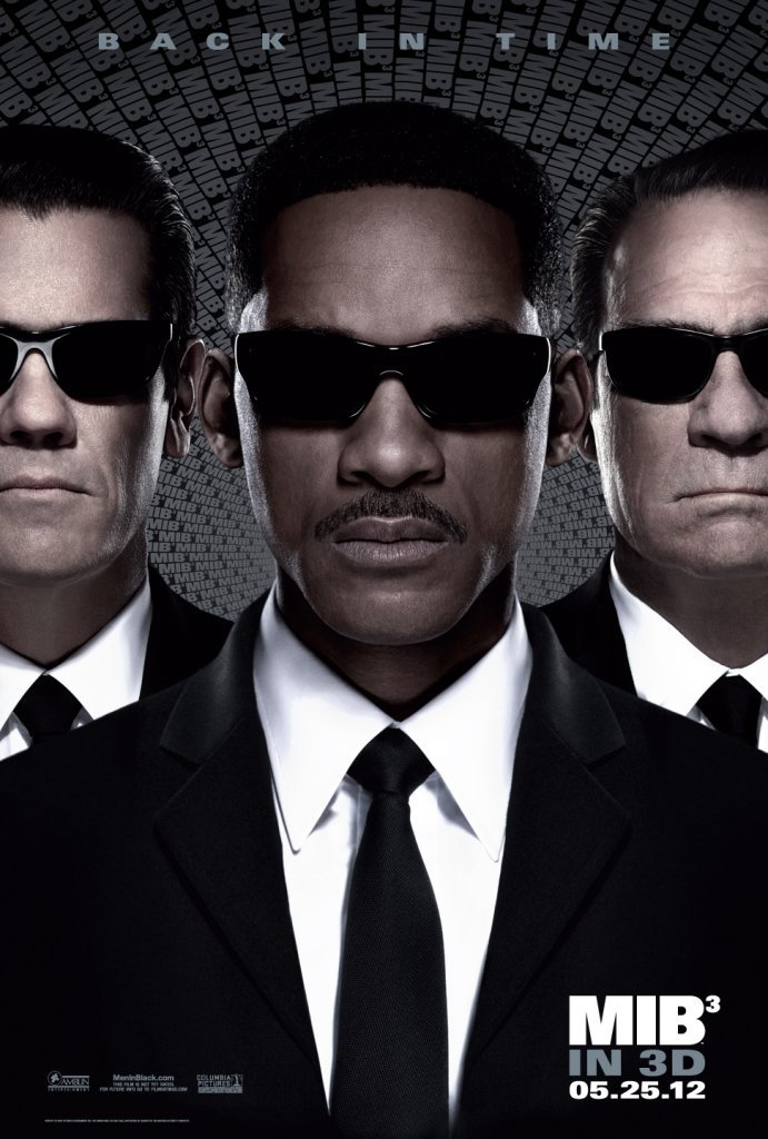 Men in Black 3 kapak