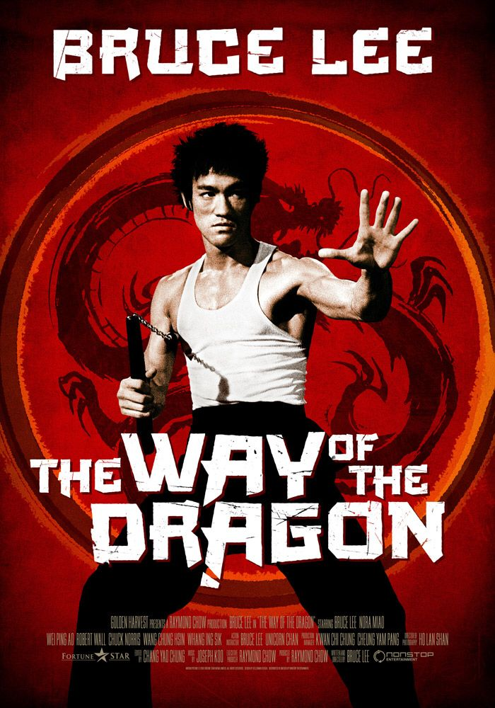 The Way of the Dragon kapak