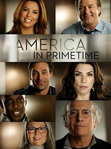 America in Primetime kapak