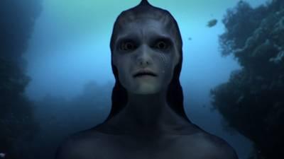 Mermaids: The Body Found kapak