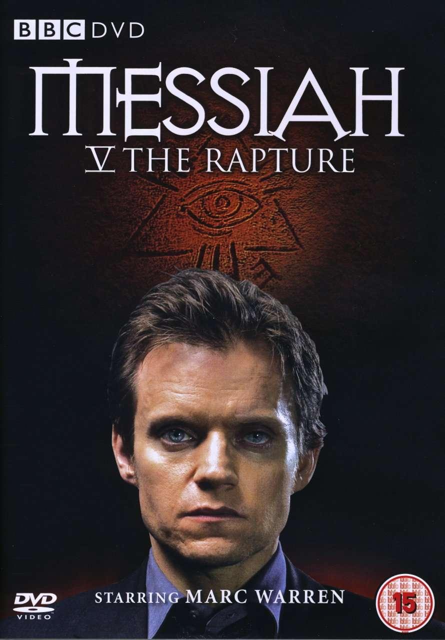 Messiah: The Rapture kapak