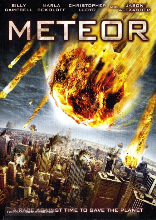 Meteor kapak