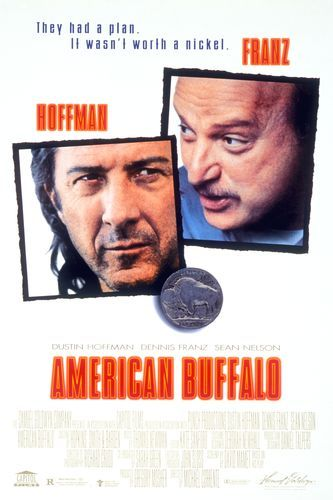 American Buffalo kapak