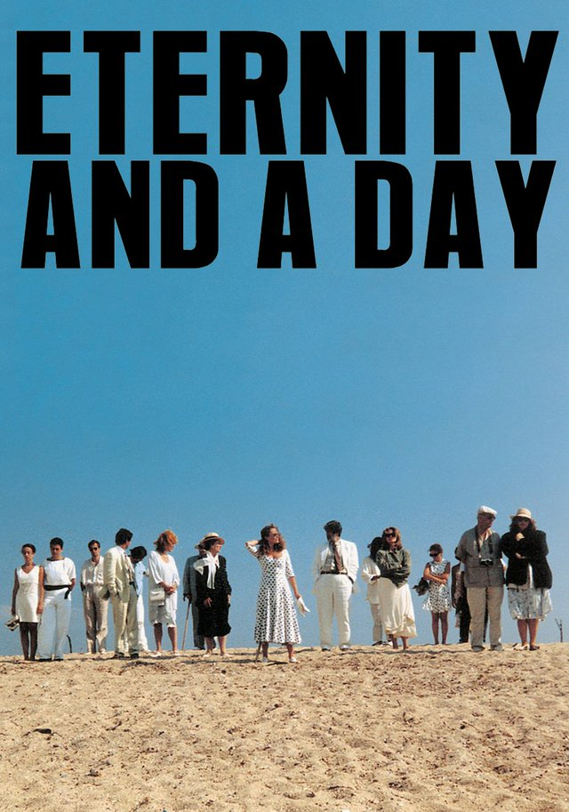 Eternity and a Day kapak