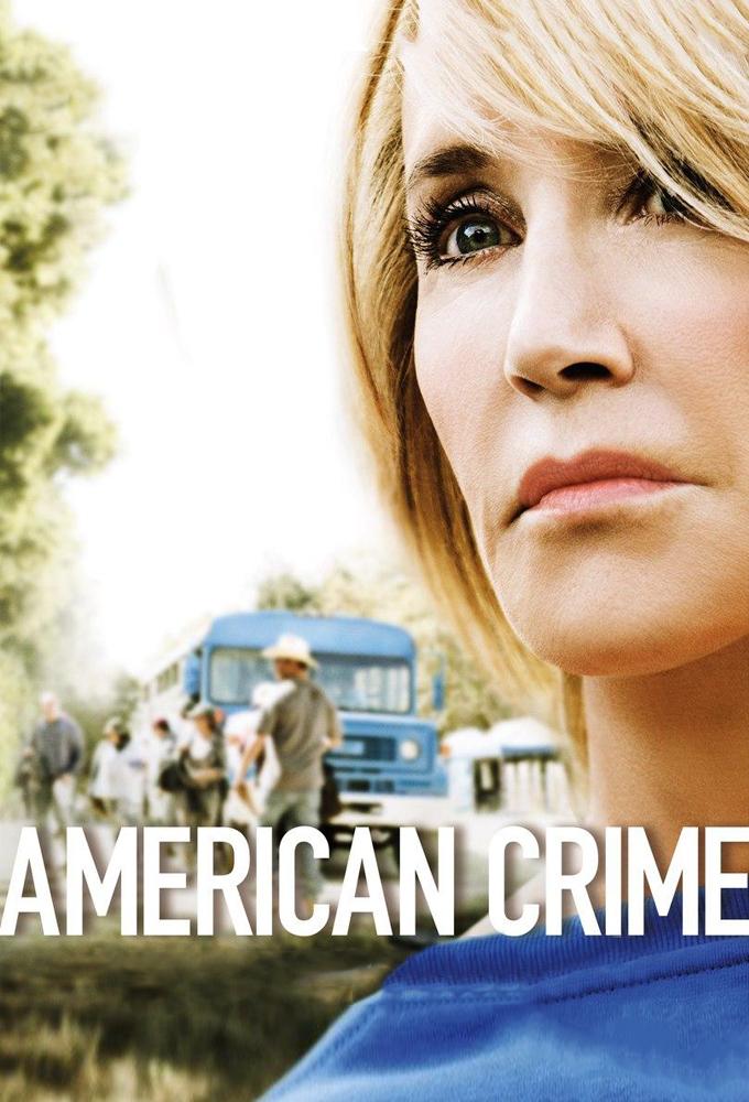 American Crime kapak