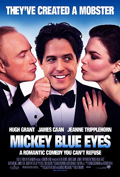 Mickey Blue Eyes kapak