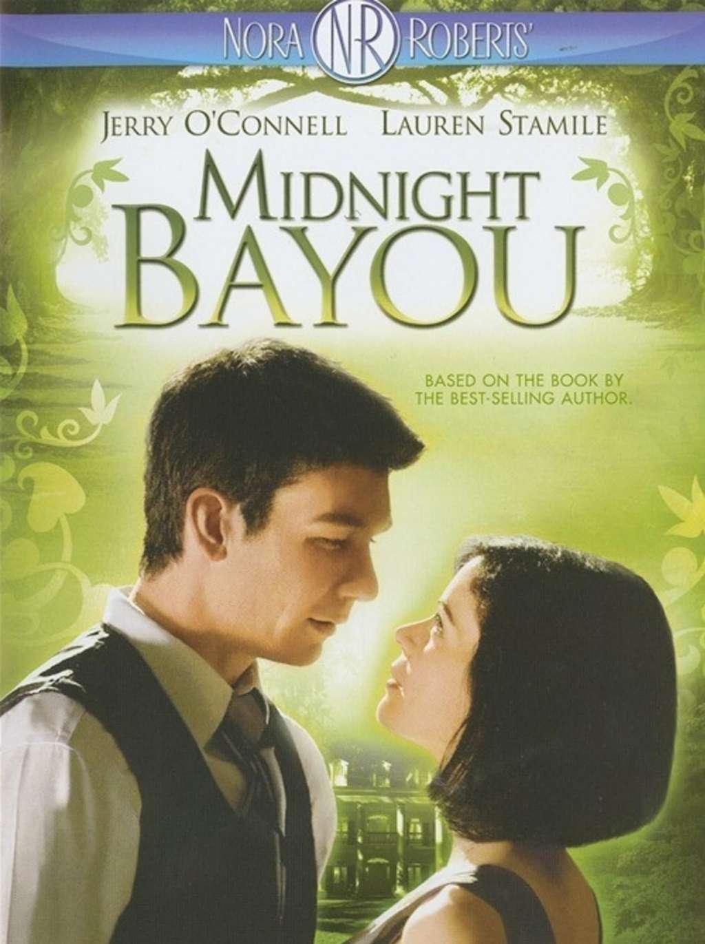 Midnight Bayou kapak
