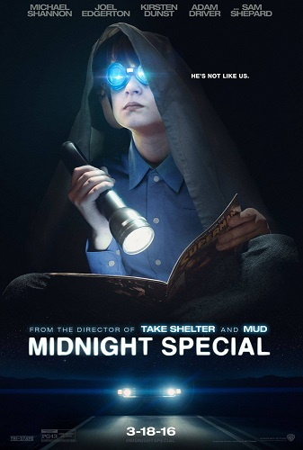 Midnight Special kapak