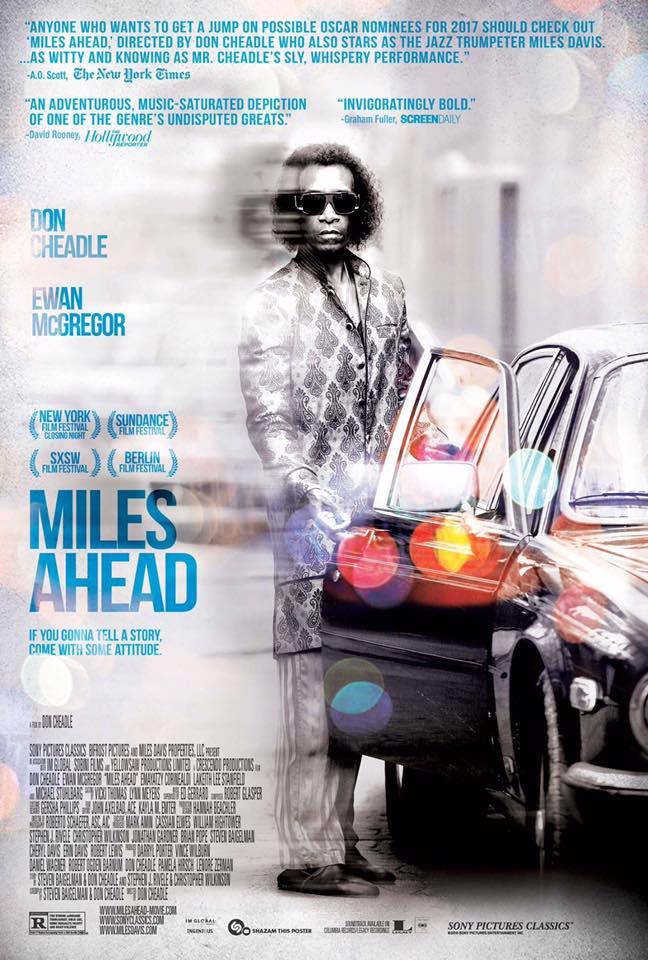 Miles Ahead kapak