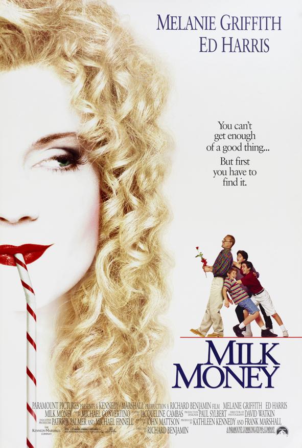 Milk Money kapak