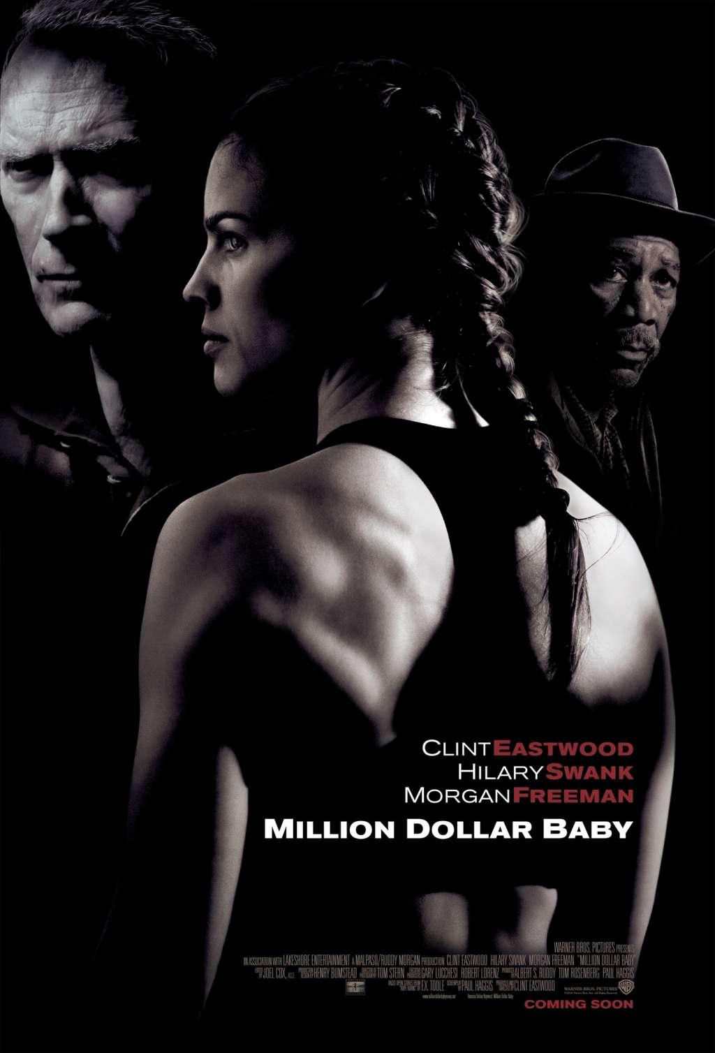 Million Dollar Baby kapak