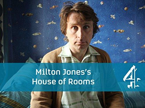 Milton Jones's House of Rooms kapak
