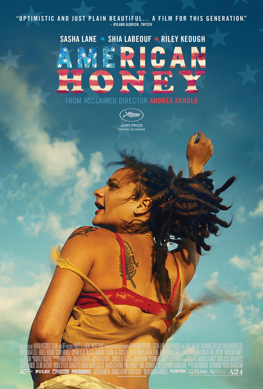 American Honey kapak