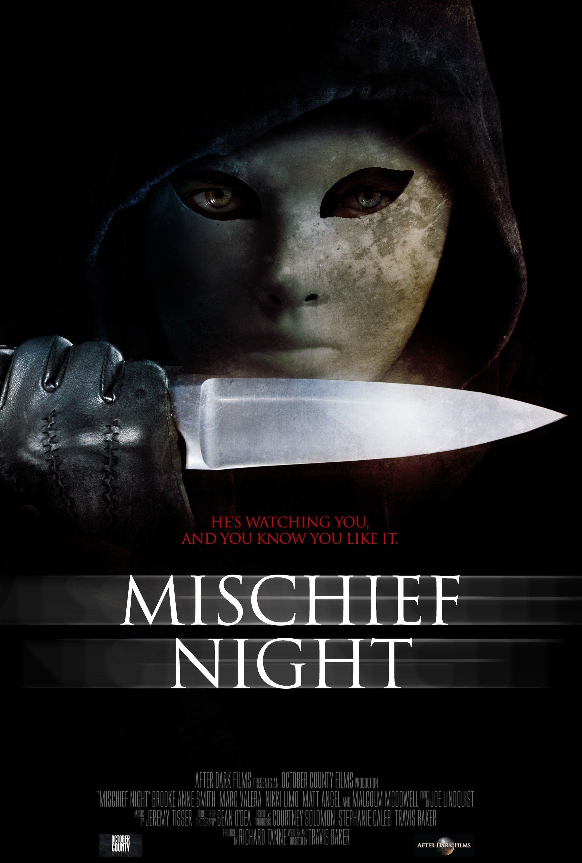 Mischief Night kapak