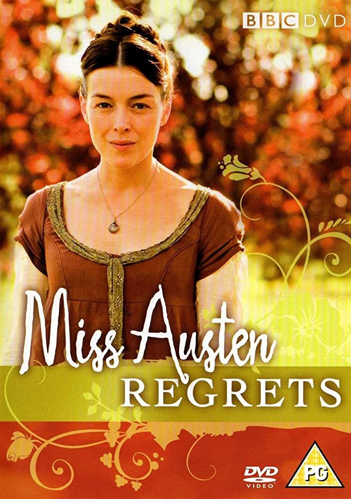 Miss Austen Regrets kapak