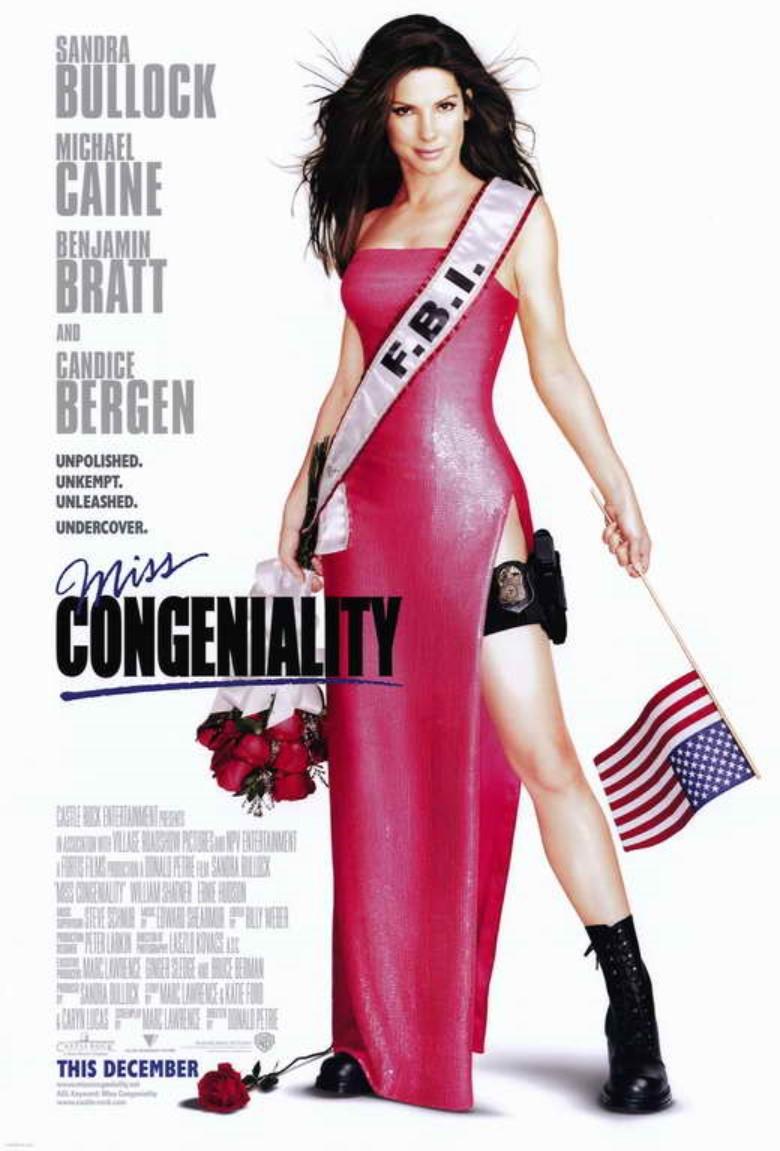 Miss Congeniality kapak