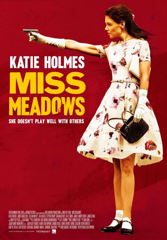 Miss Meadows kapak