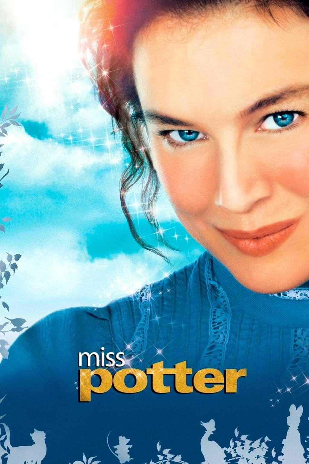 Miss Potter kapak