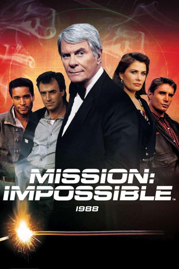 Mission: Impossible kapak
