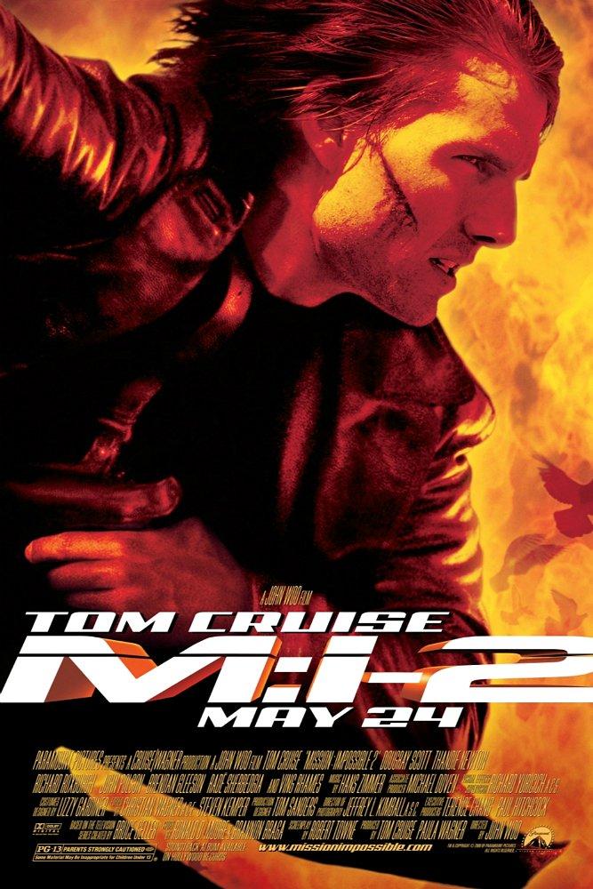 Mission: Impossible II kapak