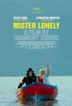 Mister Lonely kapak