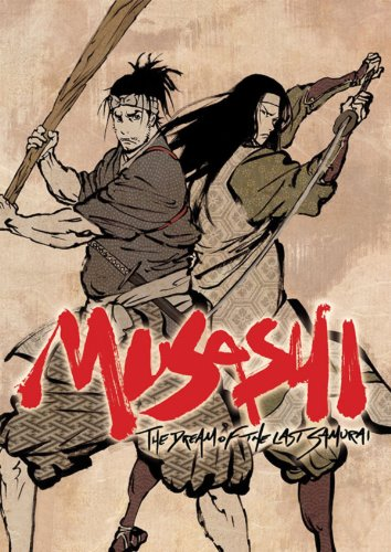 Musashi: The Dream of the Last Samurai kapak