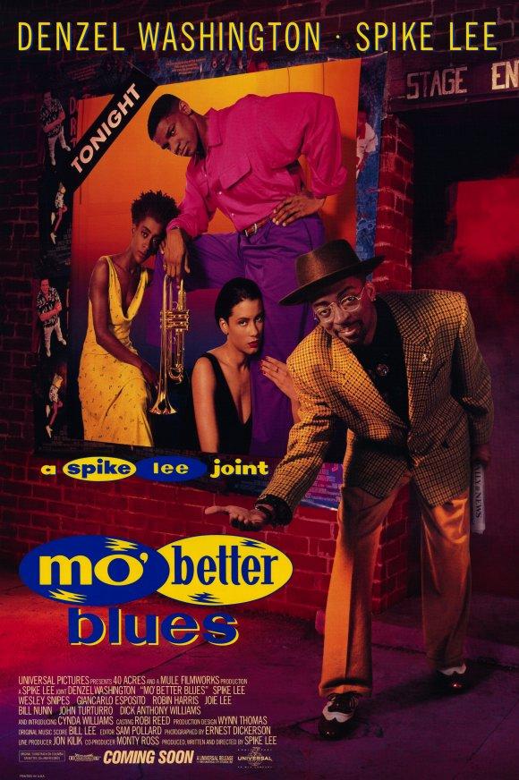 Mo' Better Blues kapak