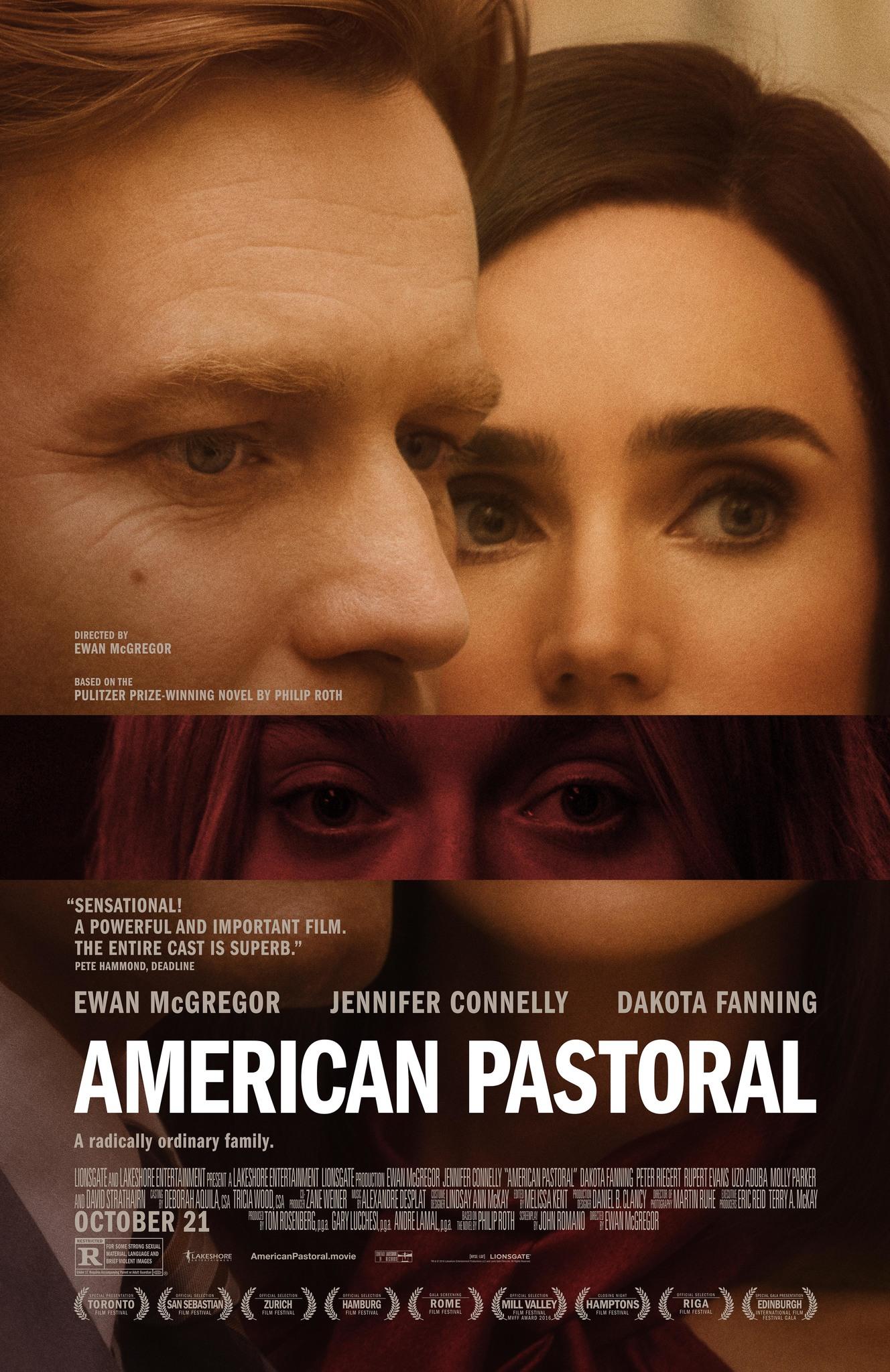 American Pastoral kapak