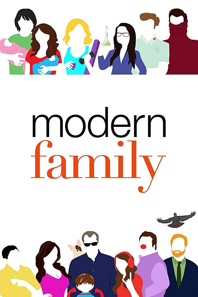 Modern Family kapak